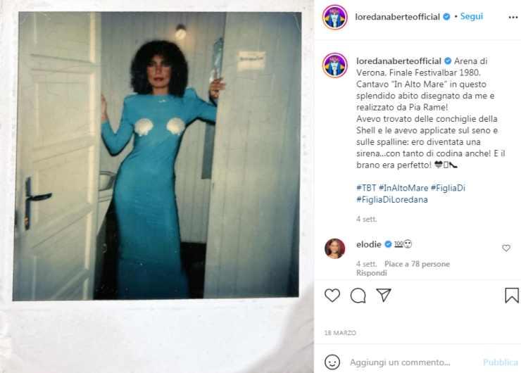 Loredana Bertè anni '80