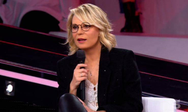 Maria De Filippi look
