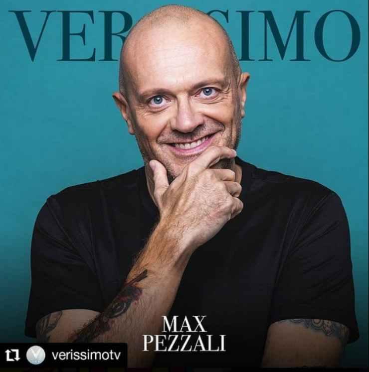 Max Pezzali prima