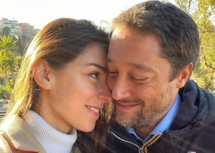 Miriam Candurro marito