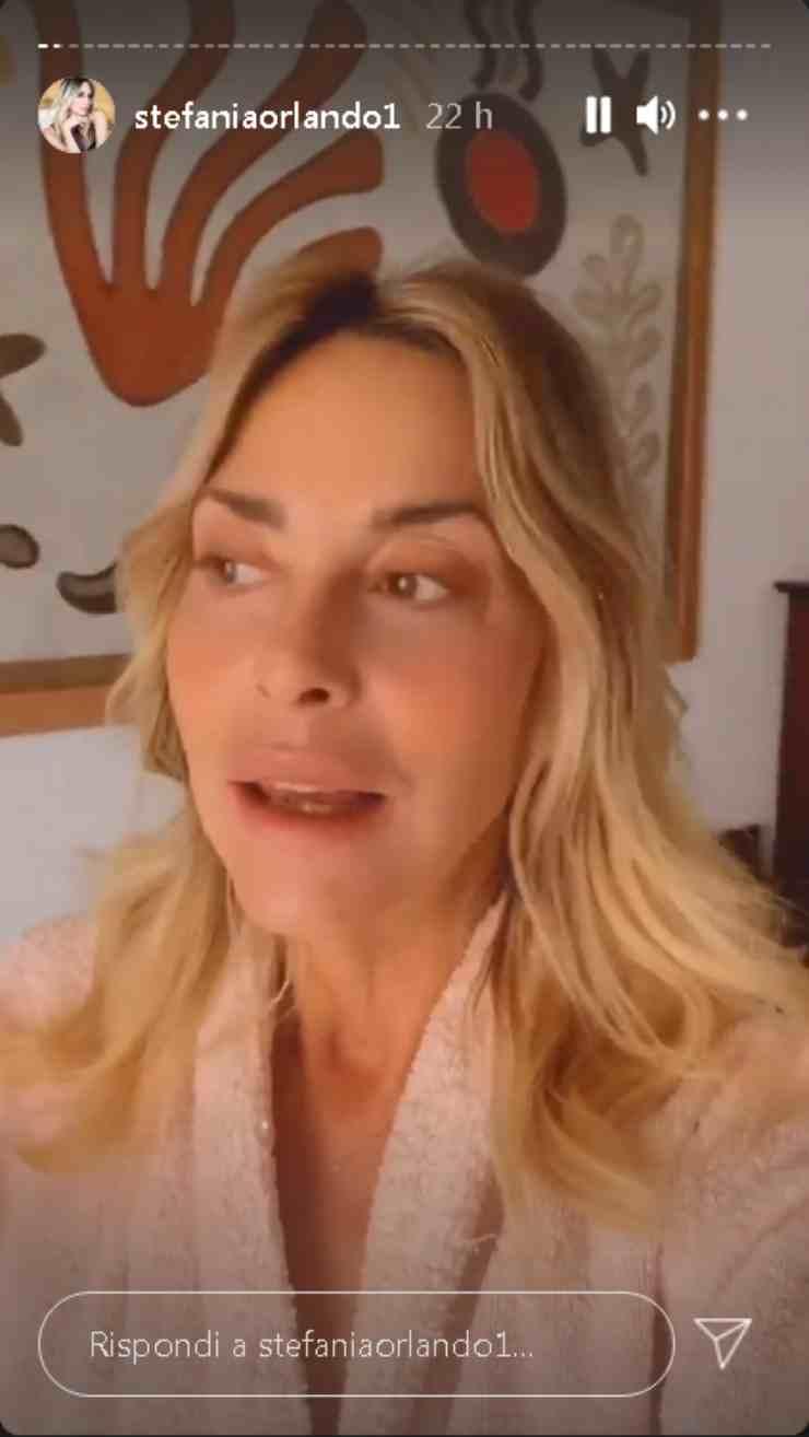 Stefania Orlando tv