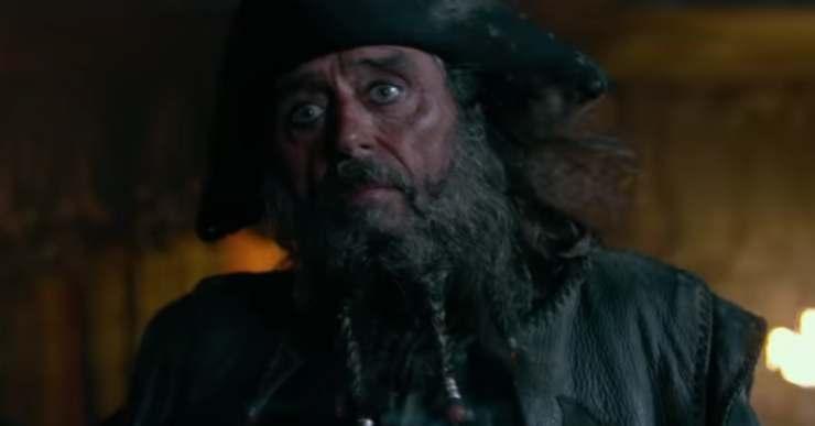 barbanera pirati dei caraibi attore
