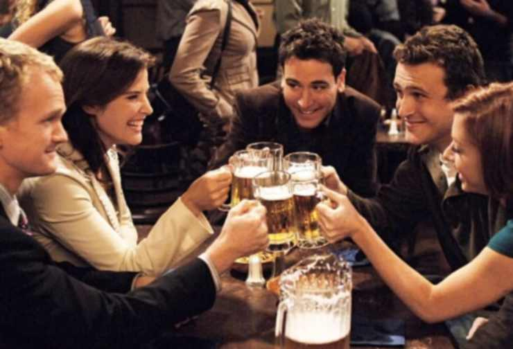 how I met your mother attori cast trama