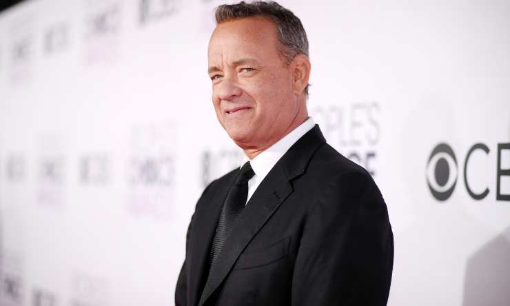 Tom Hanks omaggio