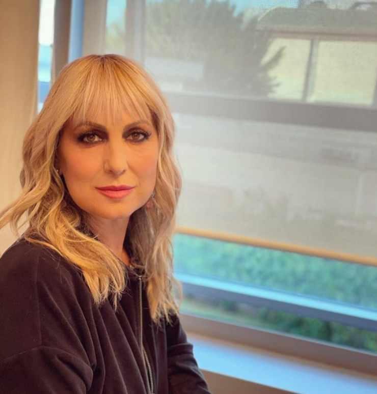 Lorella Cuccarini Celentano