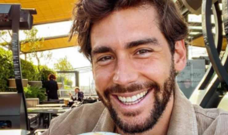 Alvaro Soler ex fidanzata
