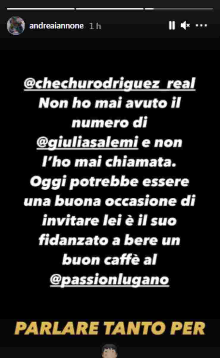 Andrea Iannone Cecilia