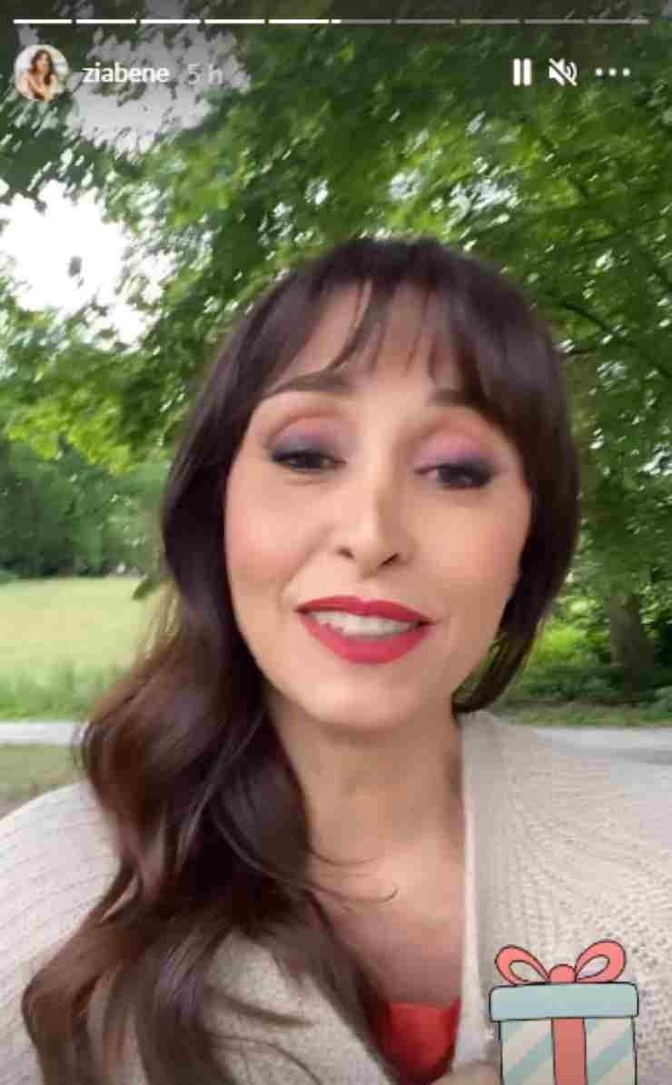 Benedetta Parodi conferma