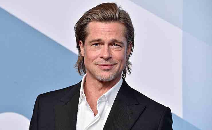 Brad Pitt passato