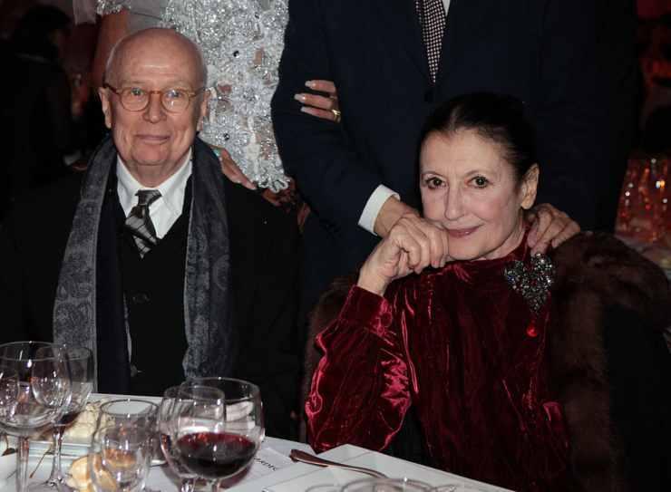 Carla Fracci marito