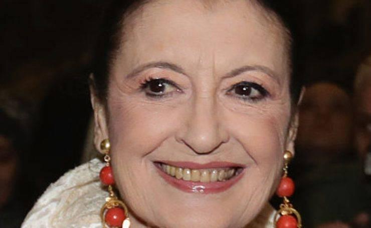 Carla Fracci sorella