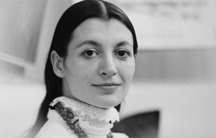 Carla Fracci giovane