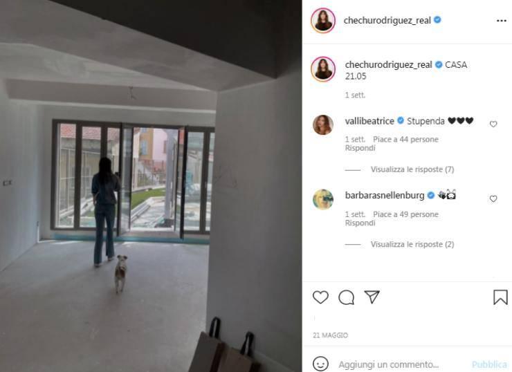 Cecilia Rodriguez casa