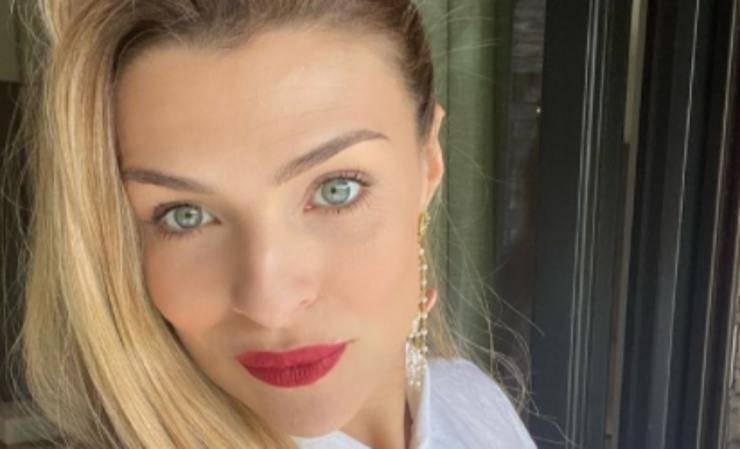 Cristina Chiabotto diventata mamma