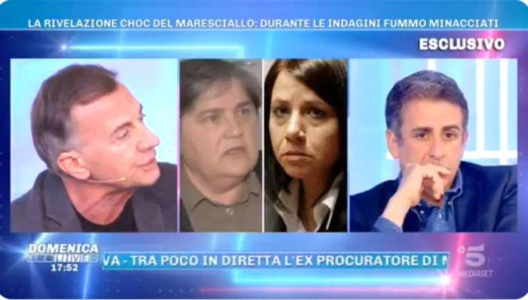 Denise Pipitone Domenica Live
