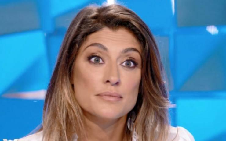 Elisa Isoardi mamma