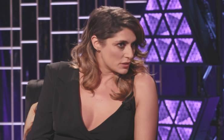 Elisa Isoardi retroscena
