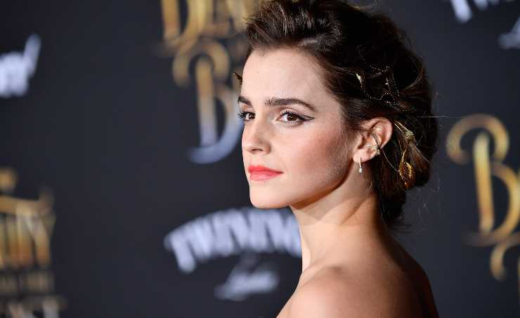 Emma Watson laureata