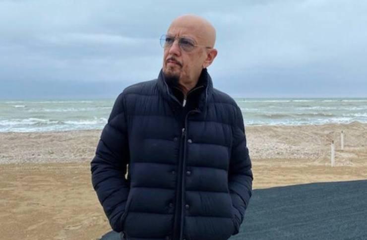 Enrico Ruggeri compagna