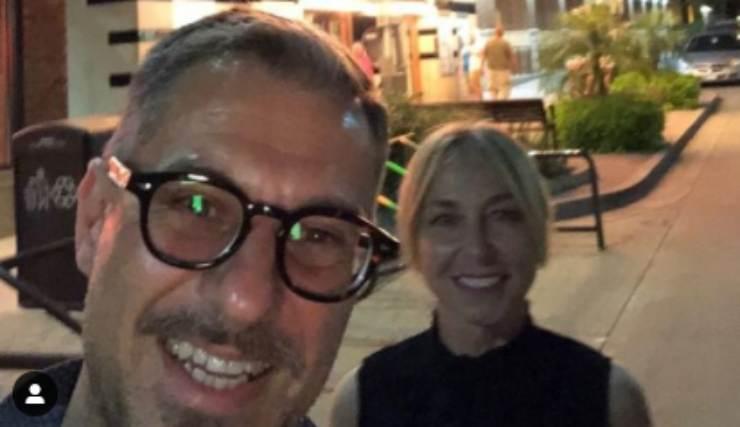 Gabriele Corsi moglie