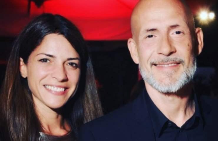 Gianmarco Tognazzi moglie