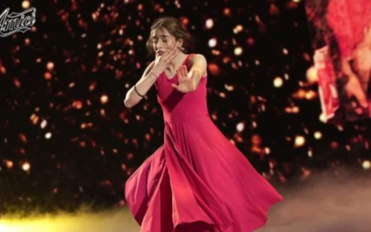 Giulia Stabile vincitrice