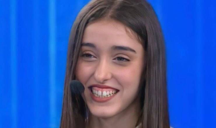 Amici 20 Giulia