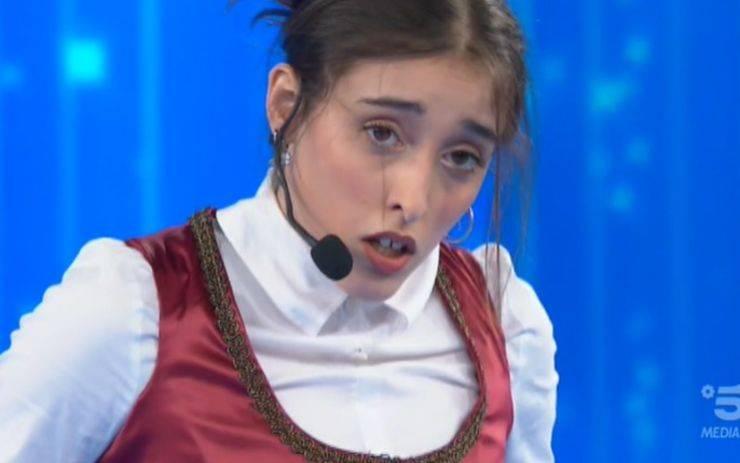 Amici Giulia finalista