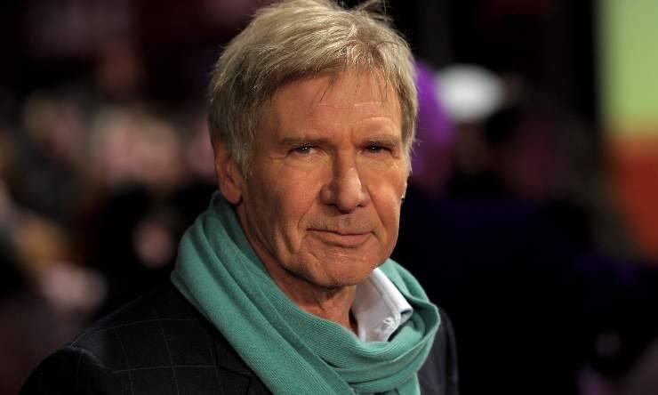 Harrison Ford retroscena