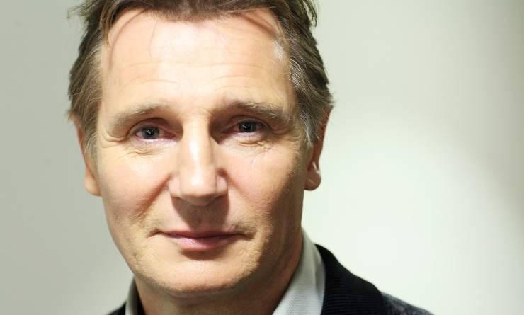 Liam Neeson onorificenza