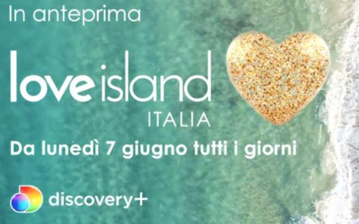 Giulia De Lellis data Love Island