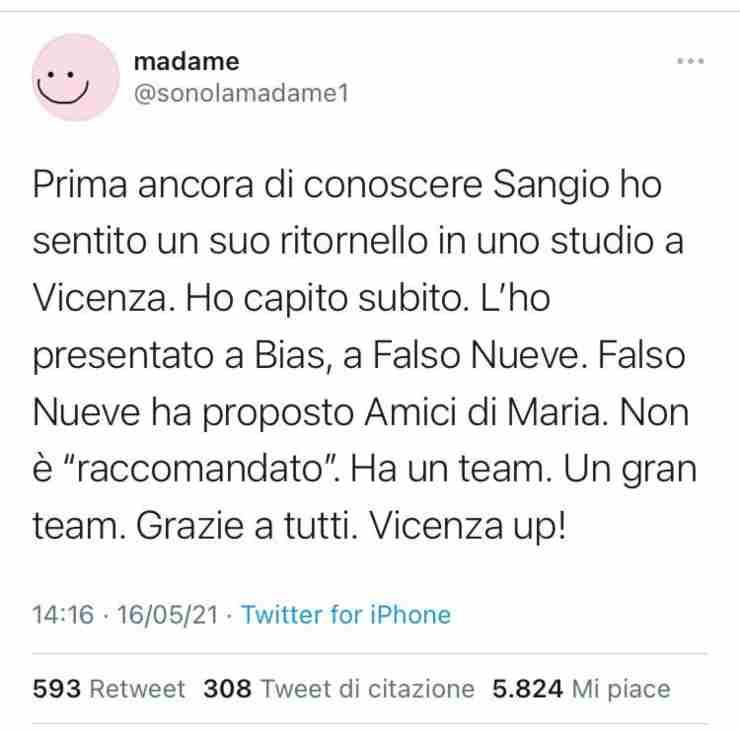 Amici Sangiovanni Madame