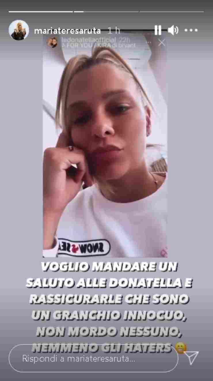 Maria Teresa Ruta Le Donatella