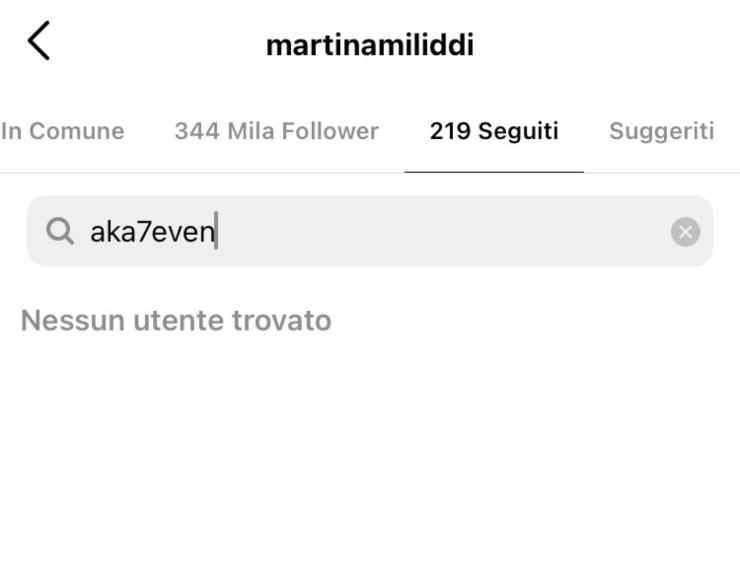 Amici Martina Aka7even