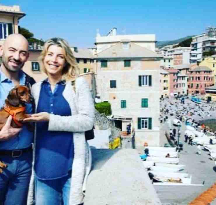 Matteo Bassetti moglie