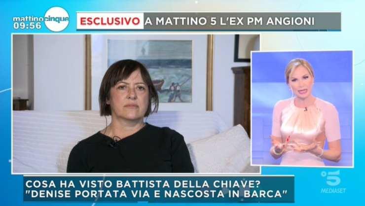 Denise Pipitone ex pm Angioni