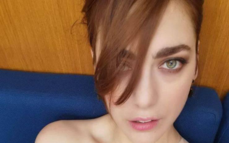 Miriam Leone senza filtri
