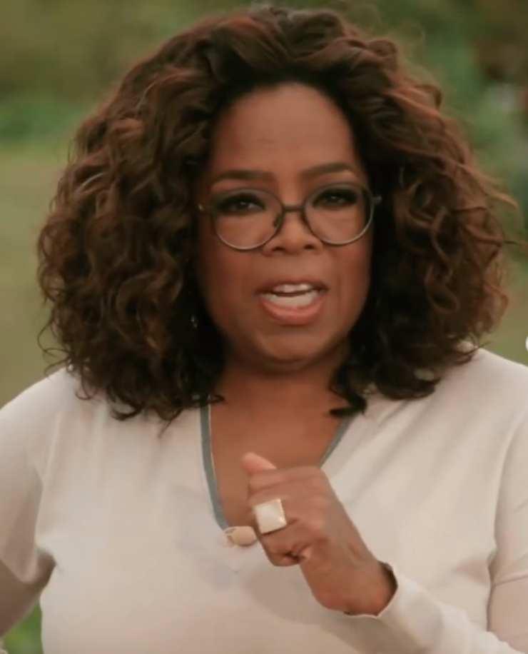 Harry docu-serie Oprah