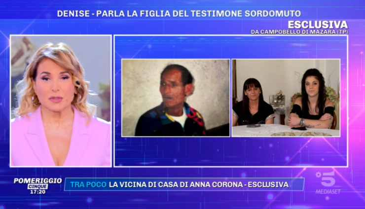 Denise Pipitone Della Chiave