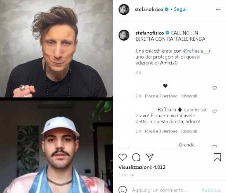 Raffaele Renda Martina Miliddi