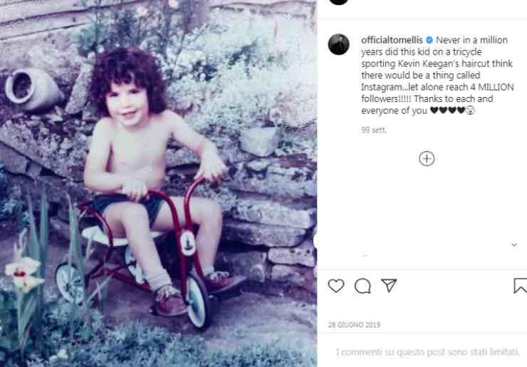 Tom Ellis Lucifer instagram