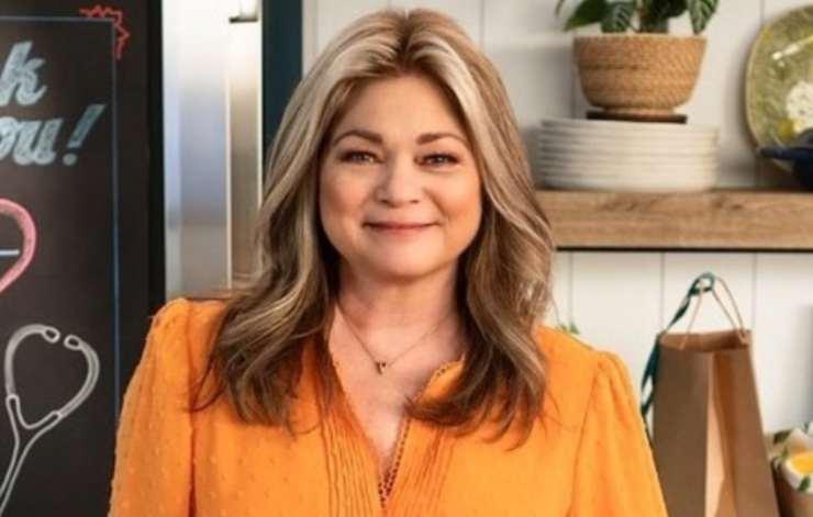 attrice cuoca