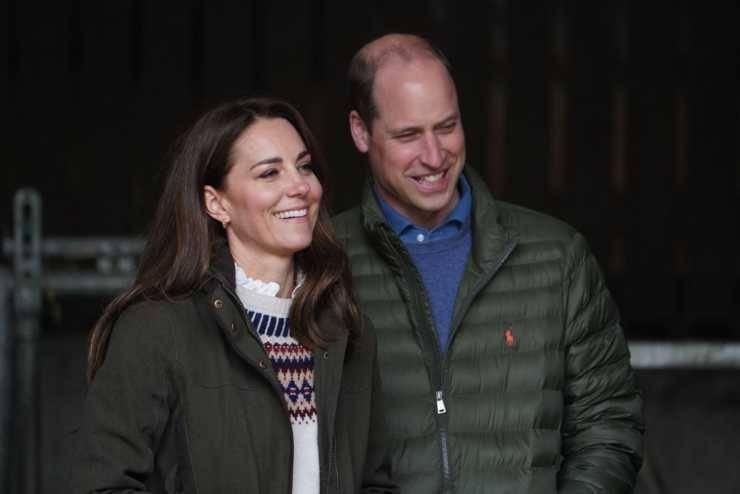 William e Kate novità
