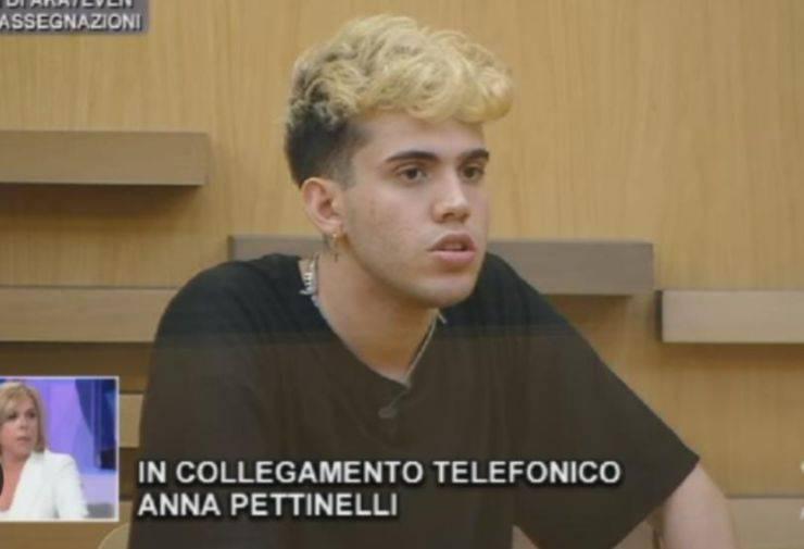anna pettinelli aka7even amici lite finale