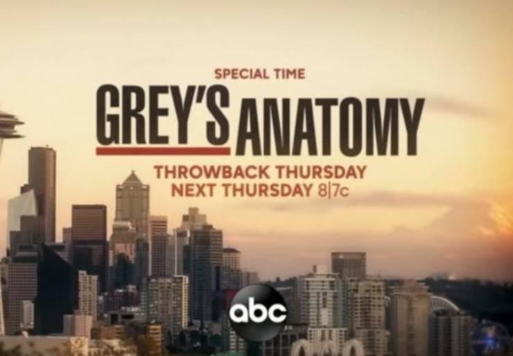grey's anatomy addio attore anticipazioni