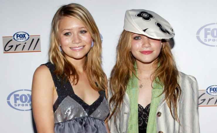 Ashley Mary-Kate Olsen oggi