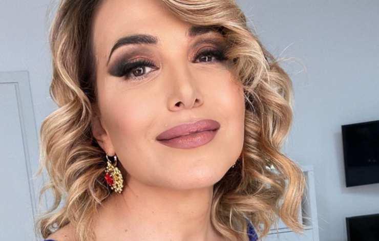 Barbara D'Urso perde le staffe
