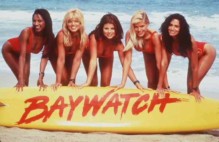 Baywatch Caroline oggi