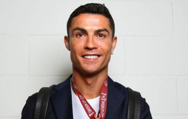 Cristiano Ronaldo fisico