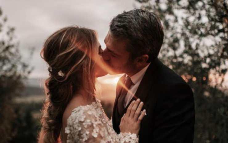 Luca Argentero Cristina viaggio di nozze
